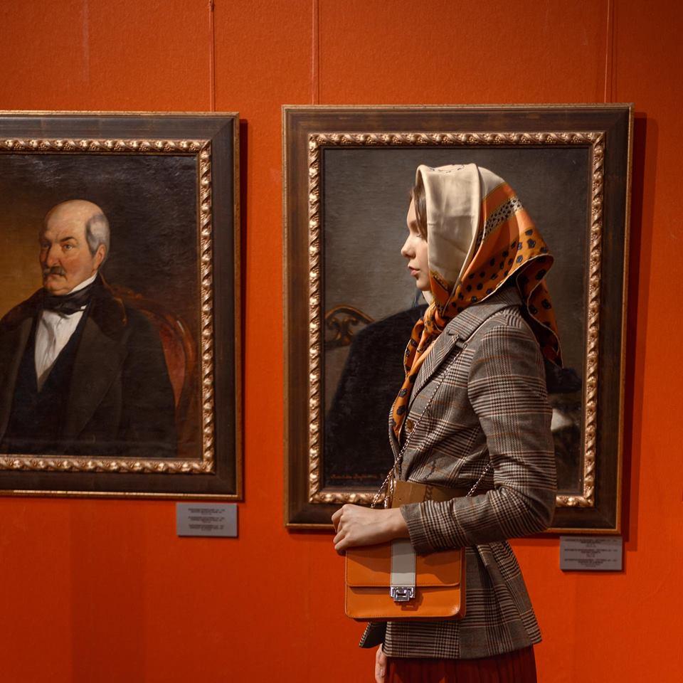 У Музеї мистецтв Прикарпаття зняли вражаючу фотосесію