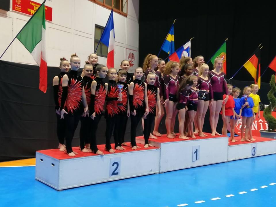 Франківська команда – друга на міжнародному турнірі зі спортивної гімнастики (ФОТО)