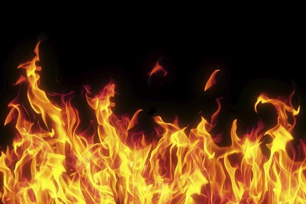 За минулу добу в області сталися десять пожеж