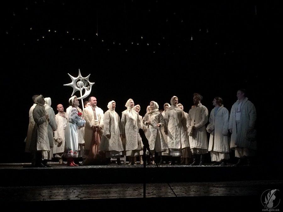Франківців кличуть на музичну комедію «Ніч перед Різдвом»