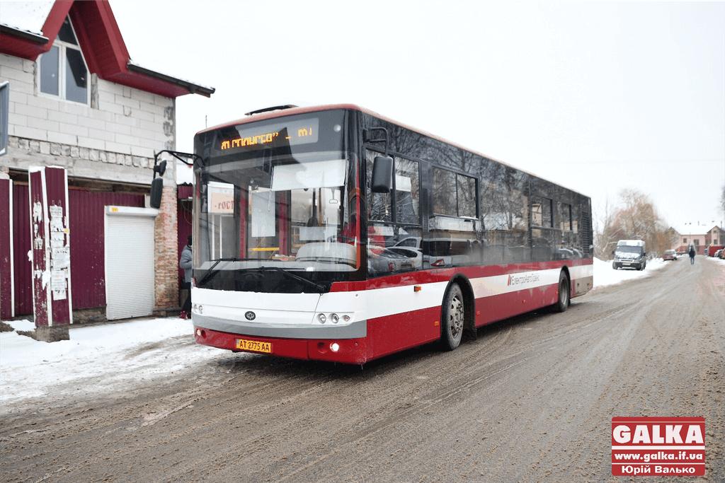 Новий комунальний маршрут їздитиме по Чорновола, – Марцінків (ВИПРАВЛЕНО)