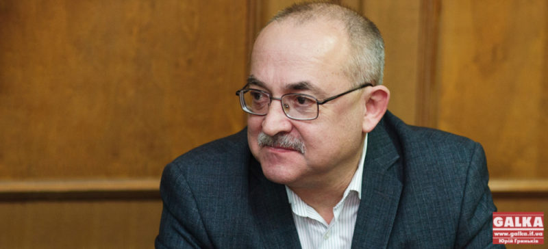 Помер екс-голова Івано-Франківської облради Василь Скрипничук