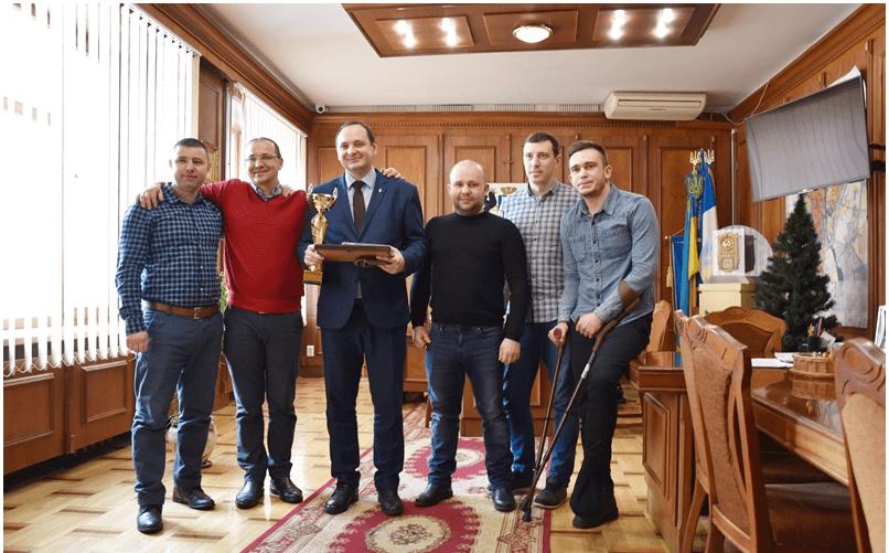 Команда Івано-Франківської міської ради посіла друге місце на турнірі з футзалу (ФОТО)