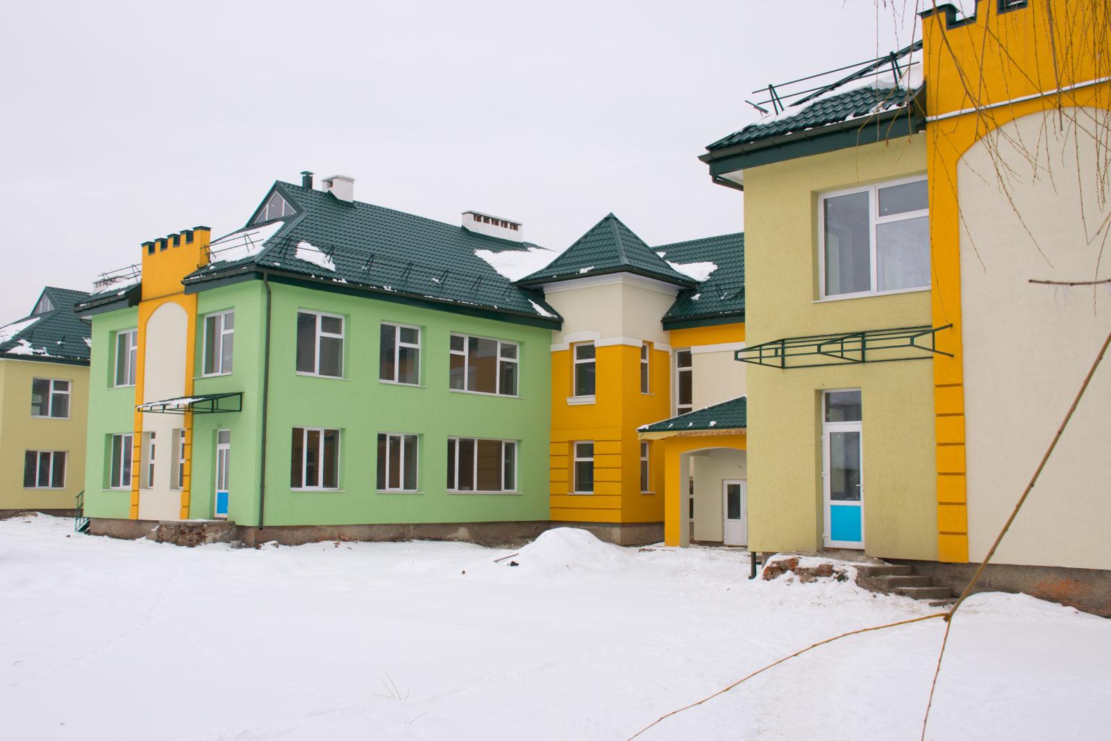 На Хоткевича готуються до запуску повернутого місту дитсадка (ФОТОФАКТ)