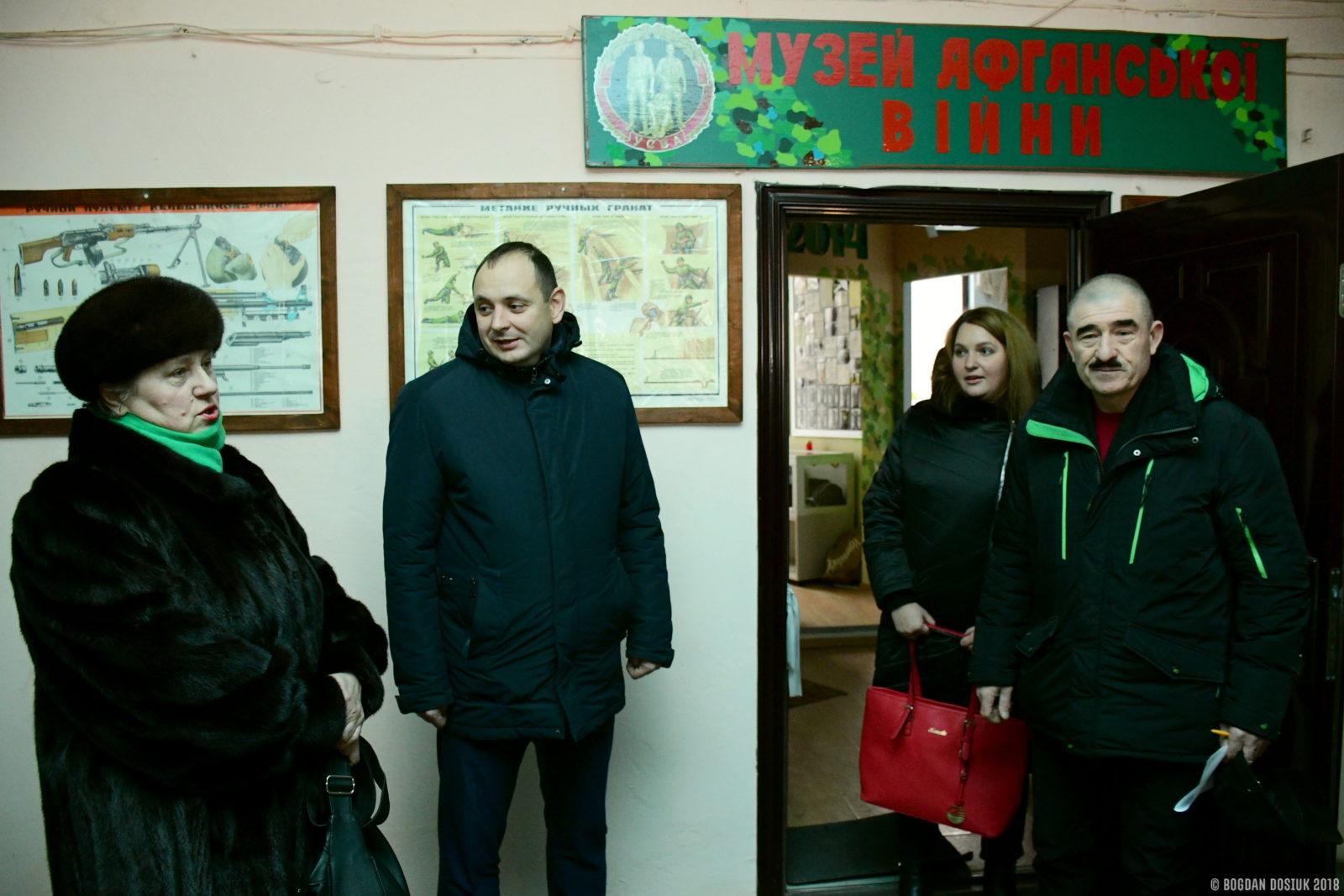 Марцінків нагадав політрепресованим та ветеранам ОУН-УПА про допомогу від місцевої влади (ФОТО)