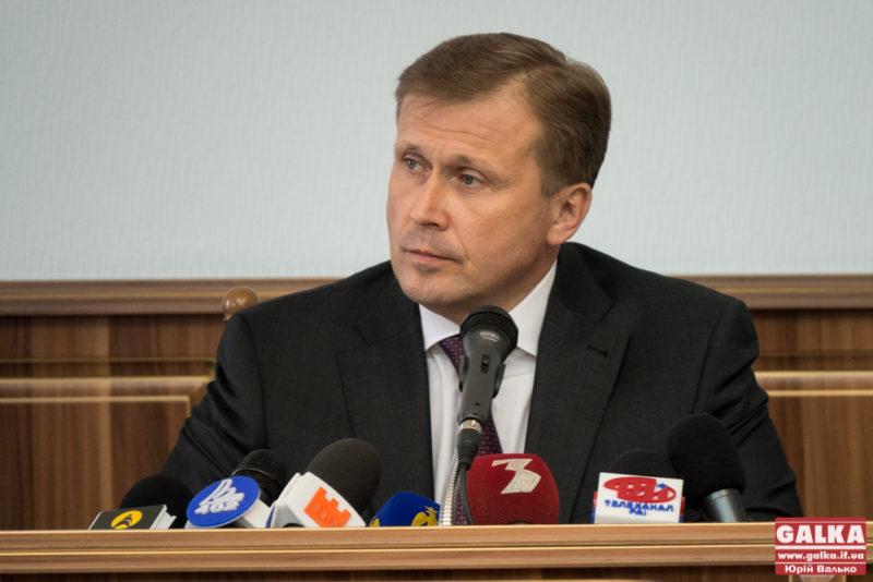 Ексголова Івано-Франківської ОДА створив свою партію
