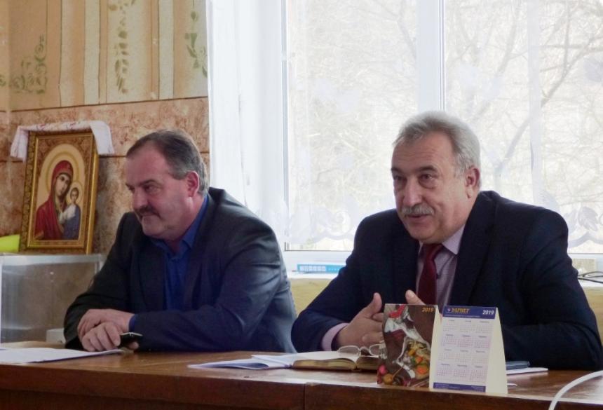 В Олешанській ОТГ відбулося засідання Ради регіонального розвитку