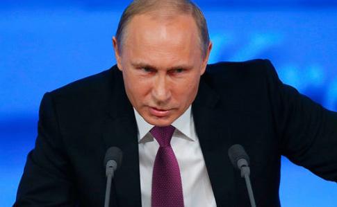 Путін: Росія готова захищати віруючих в Україні