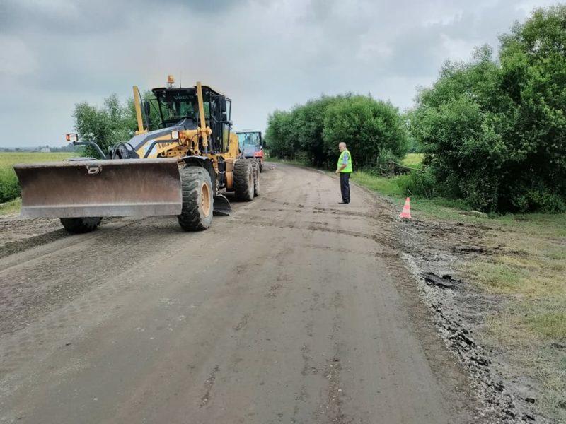 У вересні планують ремонт дороги Калуш – Осмолода