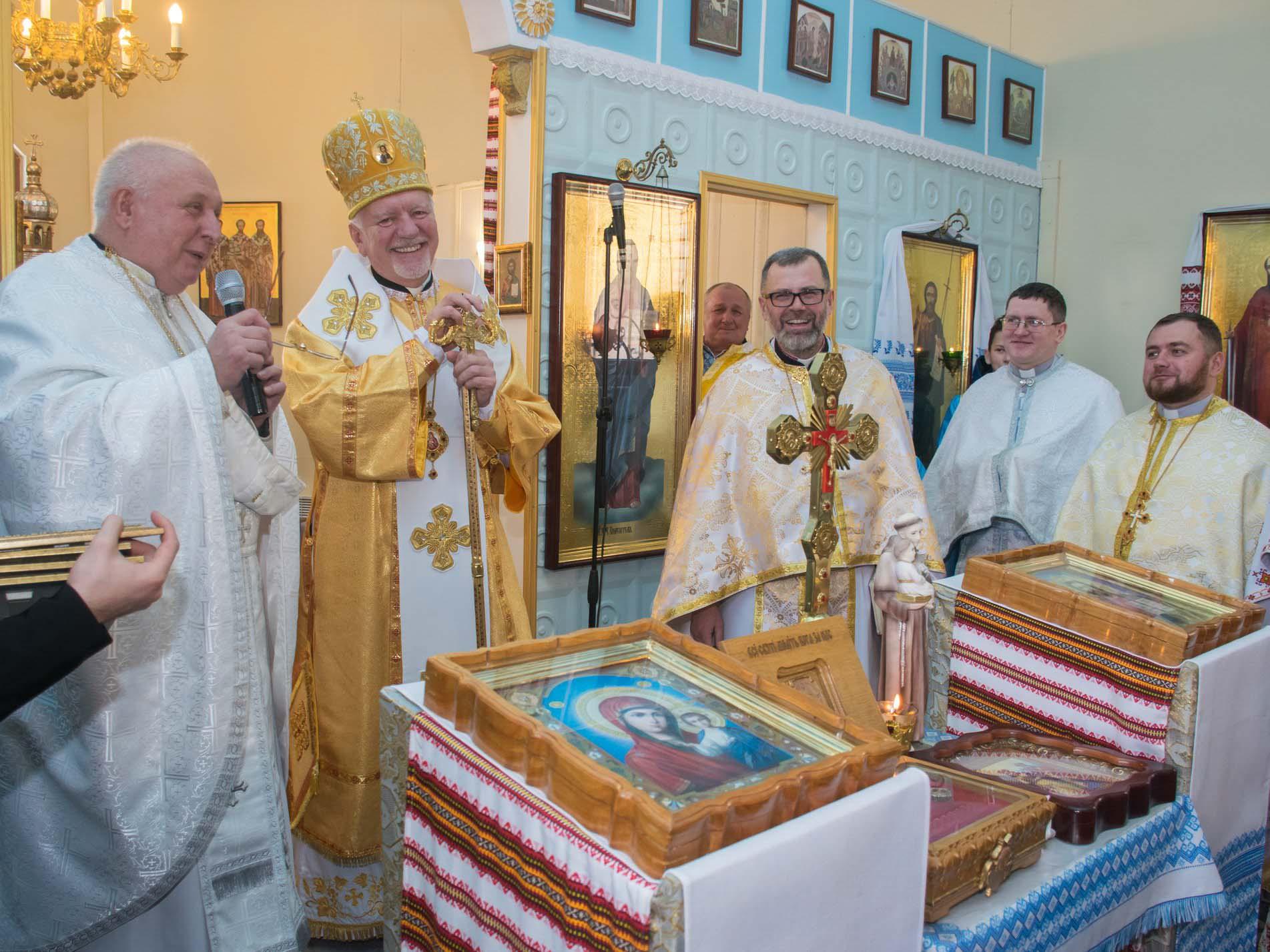 У Чукалівці святкували ювілей парафії УГКЦ (ФОТО)