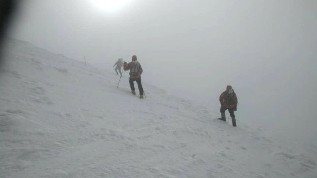 У Карпатах від обмороження загинули двоє туристів