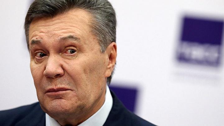 Вирок не має нічого спільного зі законом, – Янукович про заочний суд на 13 років