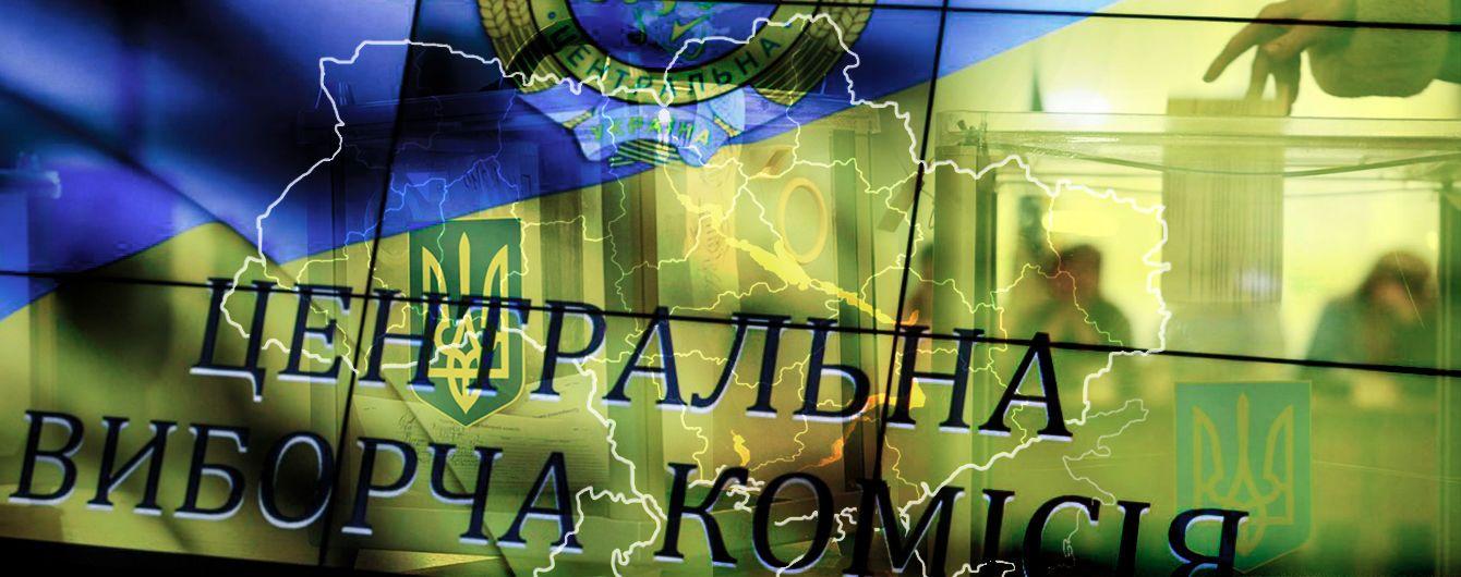 Став відомий остаточний перелік кандидатів у парламент від Івано-Франківська