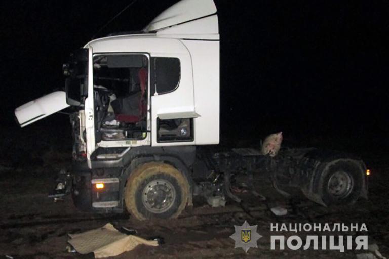 """У Чукалівці двоє прикарпатців викрали та """"обчистили"""" вантажівку (ФОТО)"""