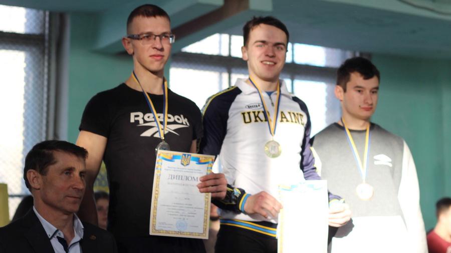 Франківський важкоатлет встановив рекорд України з гирьового спорту (ФОТО)