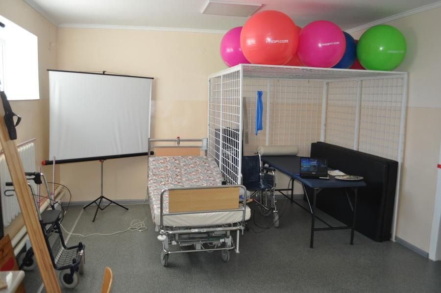 У франківському медуніверситеті для майбутніх реабілітологів відкрили новий навчальний центр (ФОТО)