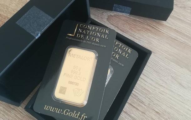 Француз замовив бікіні для дружини, а отримав злитки золота