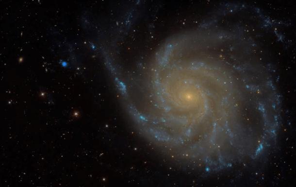 Нідерландські вчені відкрили близько 300 тисяч нових галактик (ВІДЕО)
