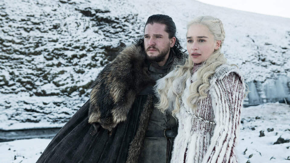 Опубліковані перші кадри до останнього сезону «Гри престолів» (ФОТО)