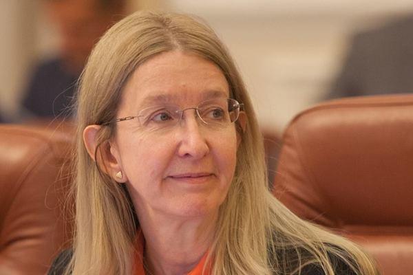 Суд заборонив Супрун керувати Міністерством охорони здоров'я