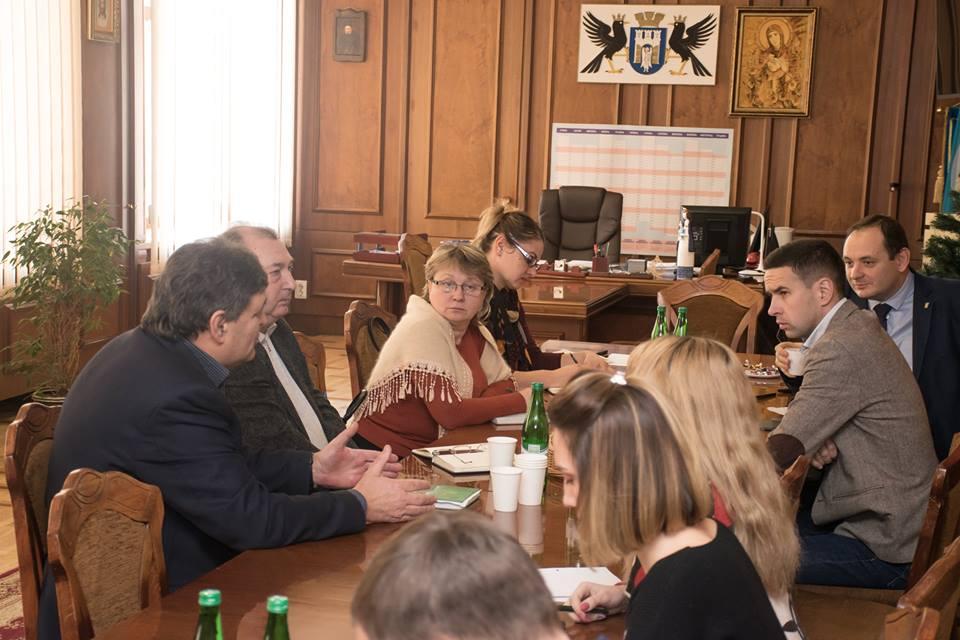 Франківськ планує підписати меморандум про співпрацю з п'ятьма приміськими селами (ФОТО)