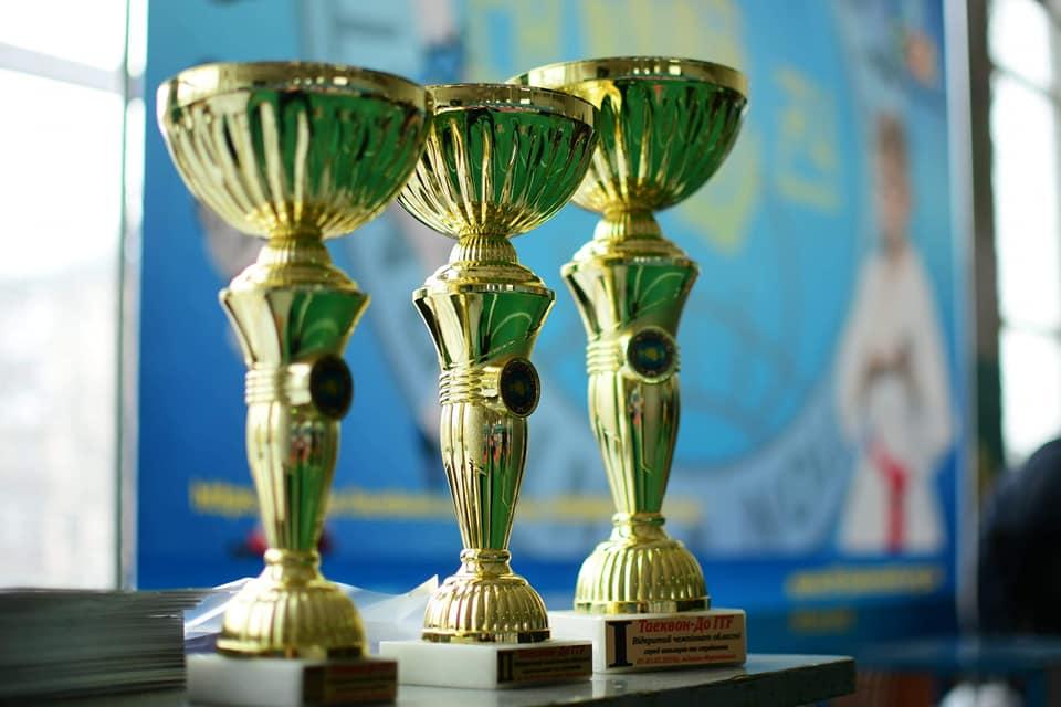 У Франківську провели Чемпіонат області з тхеквондо (ФОТО)