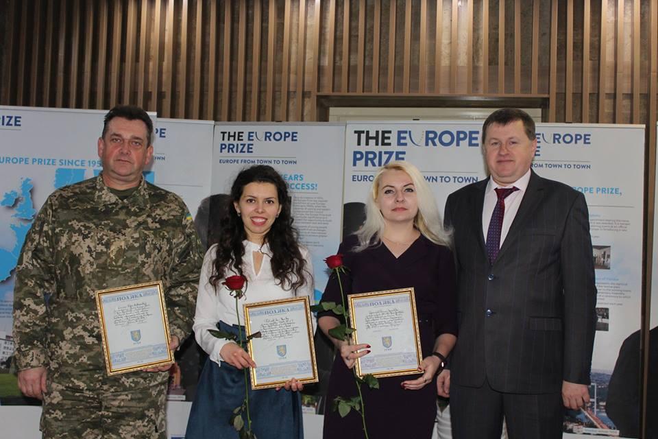 У Франківську нагородили переможців обласного етапу Всеукраїнського конкурсу «Учитель року-2019» (ФОТО)