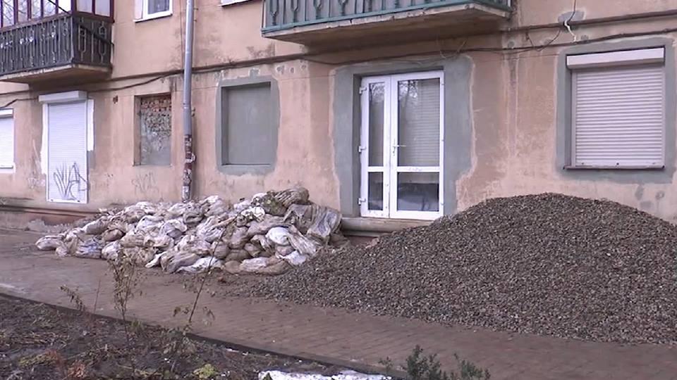 У Франківську власник приміщення отримав 10 тисяч штрафу за незаконний ремонт (ФОТОФАКТ)