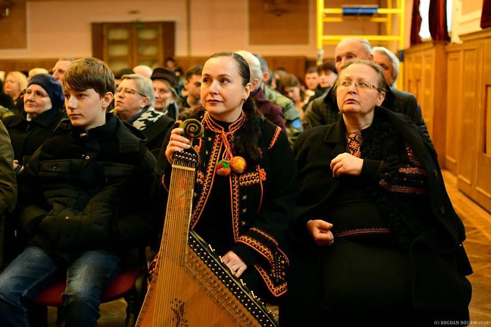 Як в Івано-Франківську святкували день рідної мови (ФОТО)