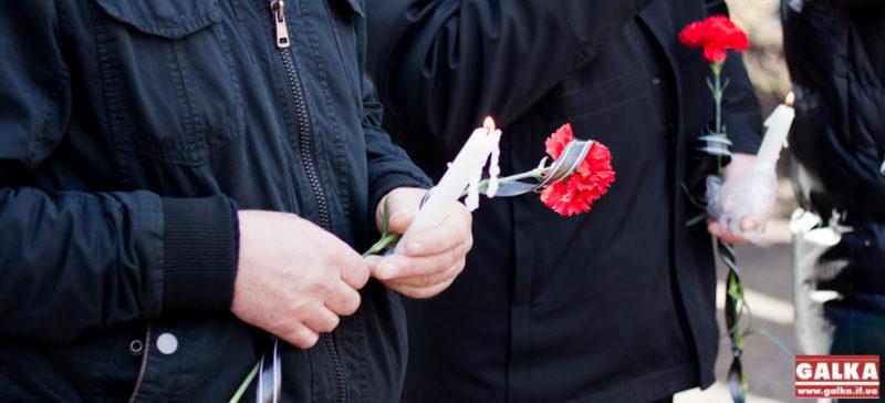 Як у Франківську вшанують пам'ять Героїв Небесної Сотні (ПРОГРАМА)