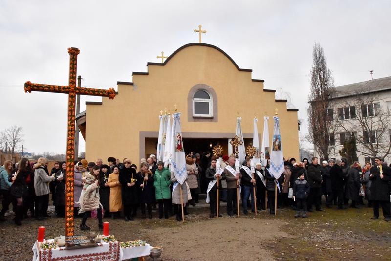 На «Гірці» планують збудувати ще одну церкву (фоторепортаж)