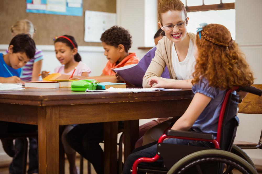 У 238 закладах освіти області діють інклюзивні класи