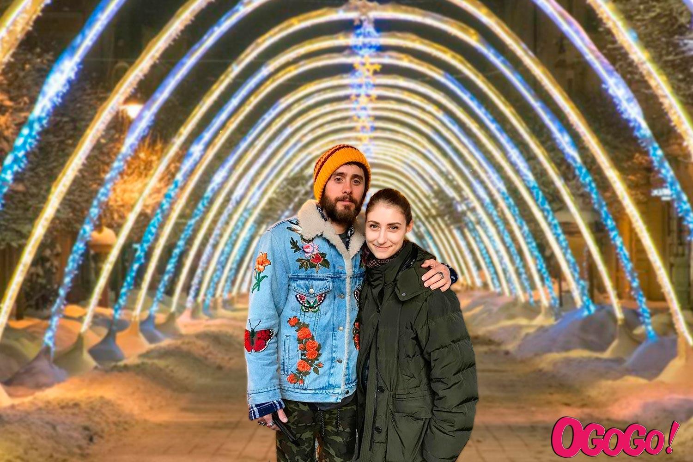 Якби всесвітньо відомі зірки на зимові канікули завітали до Франківська: гумористичний фотопроект
