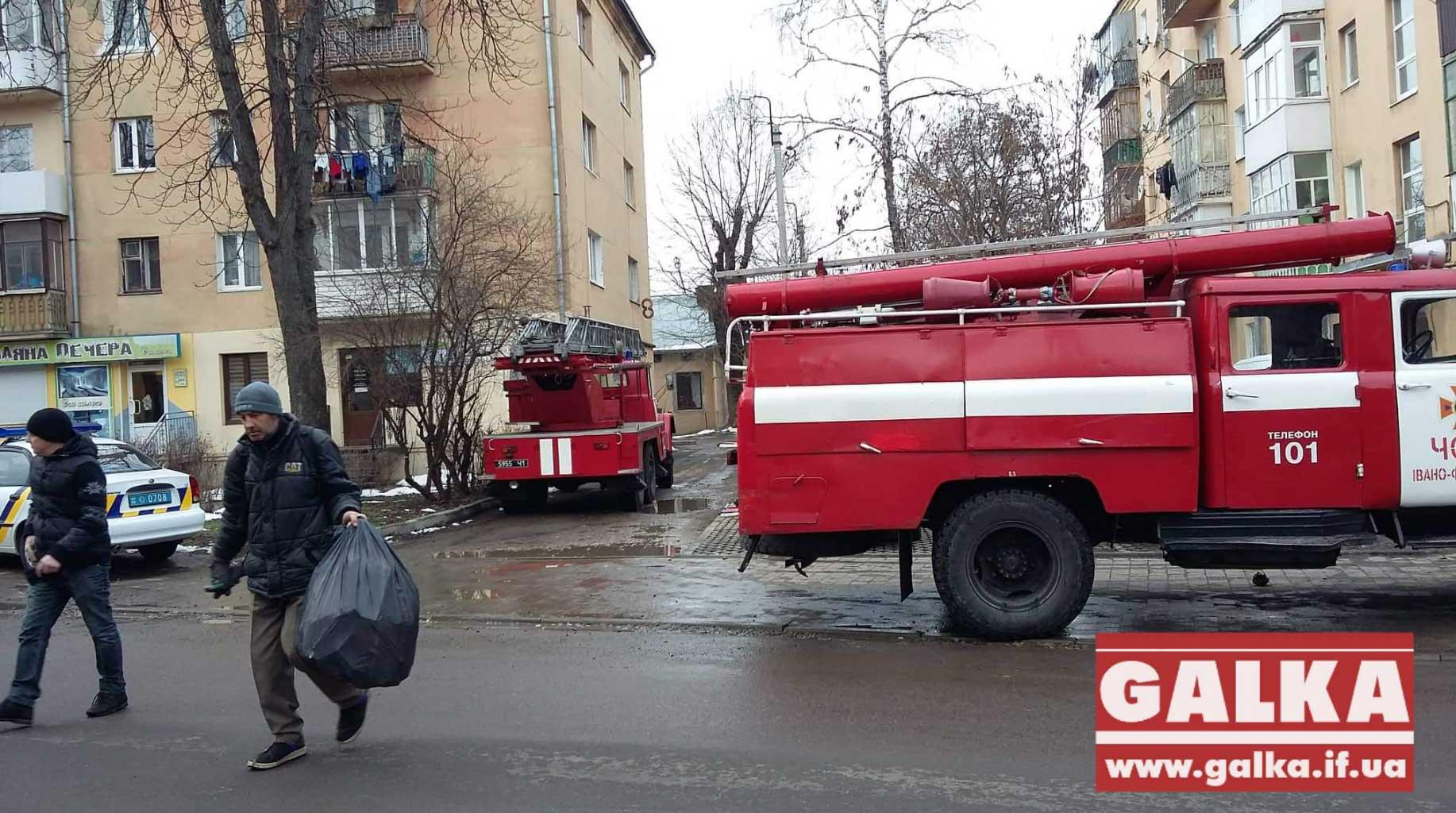 На Довгій чоловік підпалив двері свого сусіда (ФОТО)