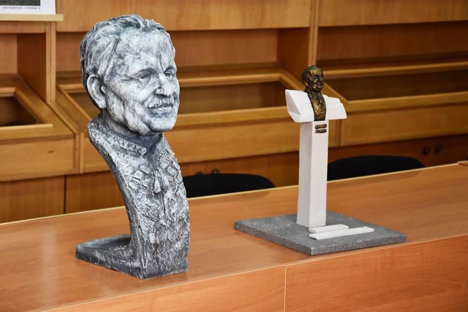 У Франківську визначили, як виглядатиме пам'ятник Степану Пушику (ФОТО)