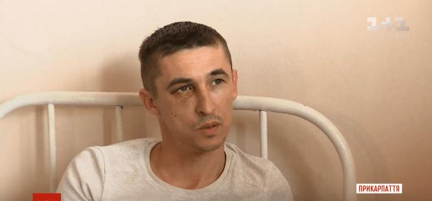 На Прикарпатті директор школи та вчитель фізкультури побили поліціянтів (ВІДЕО)