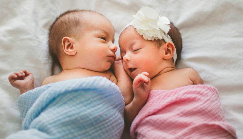 У Франківську народилося п'ятеро двійнят минулого тижня