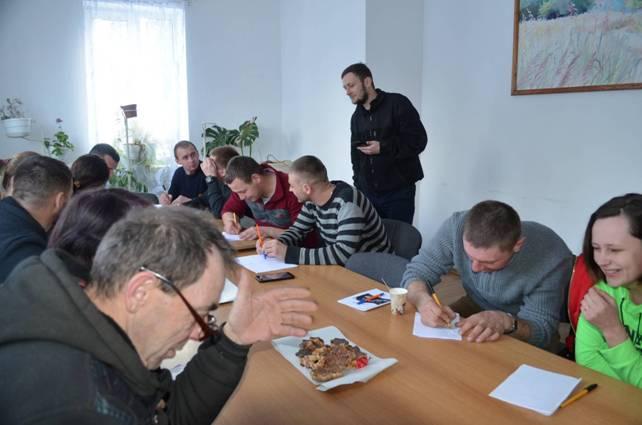 Фармуга розповів учасникам АТО про соціальну адаптацію ветеранів (ФОТО)