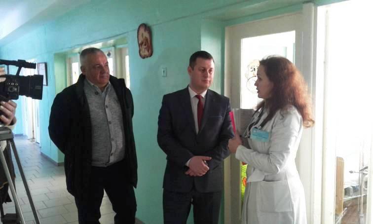 В Коломиї реконструюють дитячу лікарню