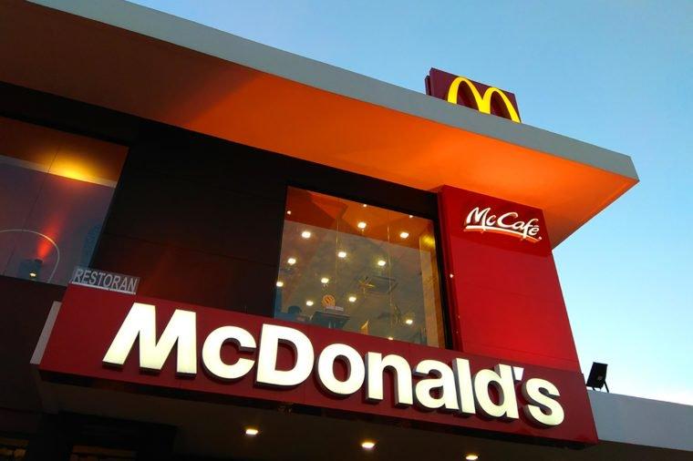 Український McDonald's буде класти книги замість іграшок у Happy Meal