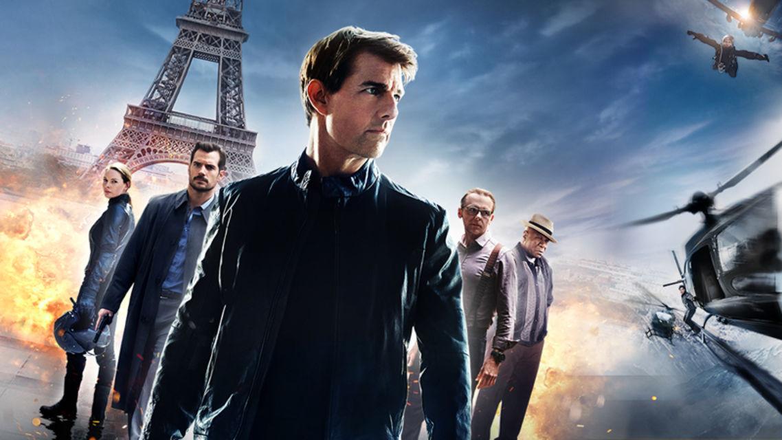 Paramount оголосила дату виходу наступних двох частин «Місія нездійсненна»