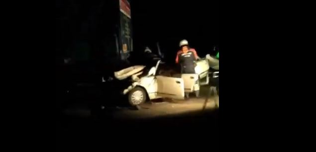 В ніч на п'ятницю ДТП на в'їзді у Франківськ забрала життя двох людей (ВІДЕО)