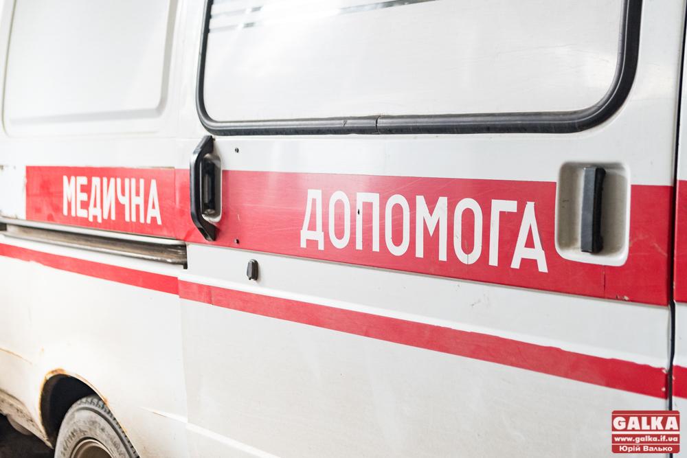 На дорозі Львів-Франківськ мікроавтобус вилетів з дороги: двоє дітей та дорослих у лікарні