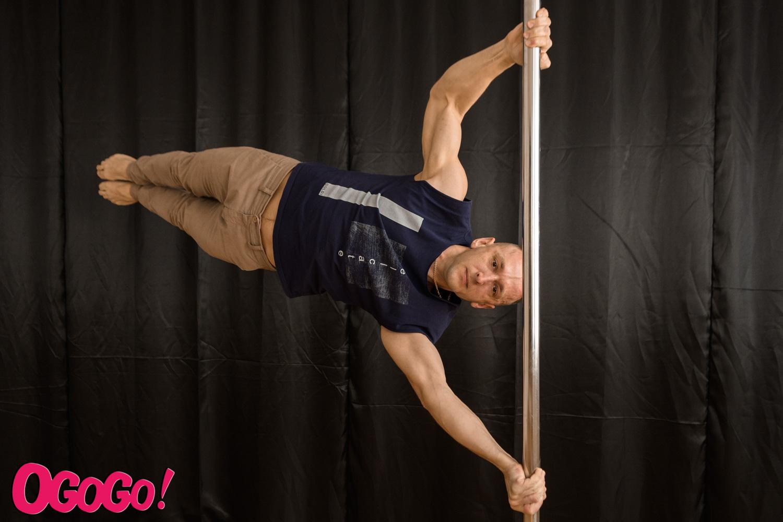 Чому франківський атовець займається танцями на пілоні (фоторепортаж)