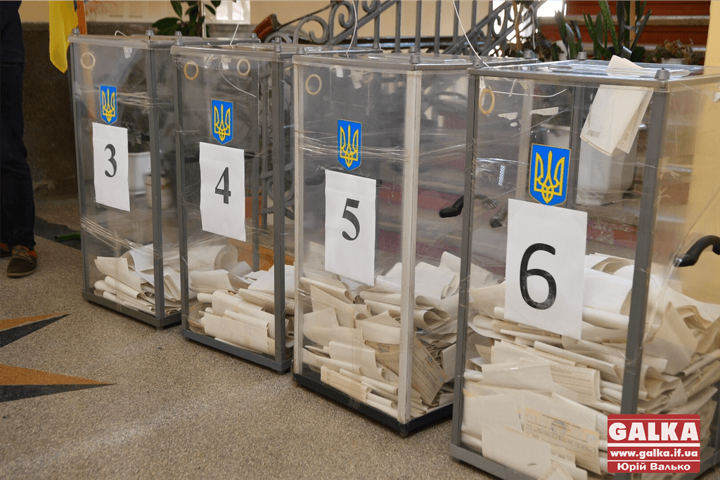 Опора повідомляє про перші порушення на виборчих дільницях Прикарпаття
