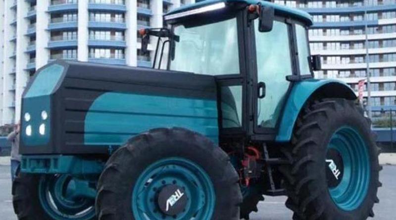 У Туреччині розробили електричний трактор (ФОТО)