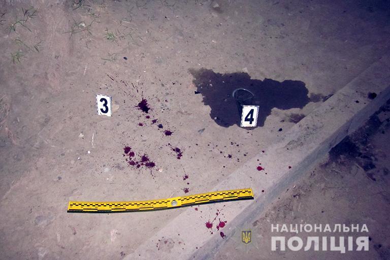 У Коломиї узбекистанець ледь не зарізав чоловіка. Його спіймали у сусідній області (ФОТО)