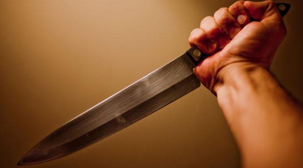Чоловіка, який вдарив ножем 44-річного франківця, знайшли