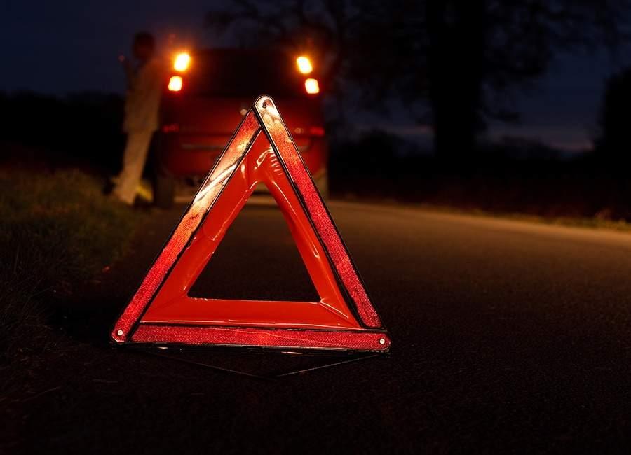 На Коломийщині автомобіль збив на смерть пішохода