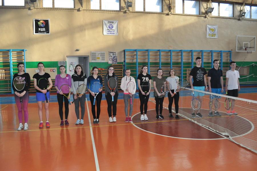 У франківському виші провели змагання з тенісу (ФОТО)